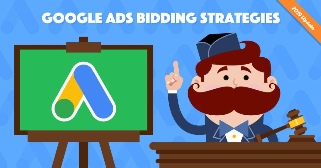Google Ads biedstrategie